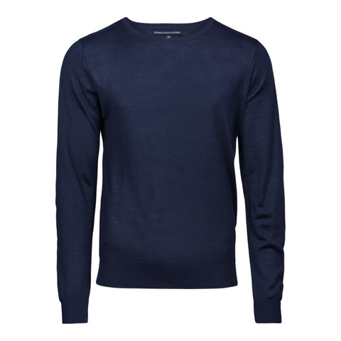 TEE JAYS Crew neck Strik, herre