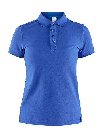 CRAFT Casual Polo Pique, dame