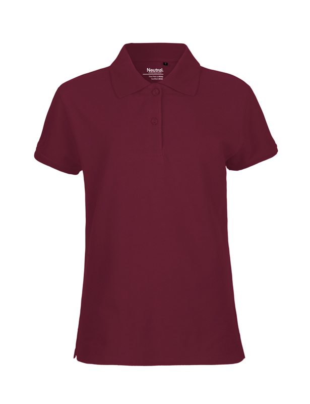 NEUTRAL Økologisk Classic Polo, dame